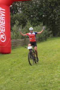 10. Tour de Rõuge liider Vahur Valvas 2. etapi finišis