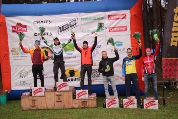 Haanja100 MTB 2016 võitjad